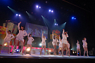SUPER☆GiRLS Live Tour 2013~Celebration~初日 (C) avex