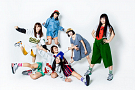 lyrical schoolニューシングル「brand new day」アー写