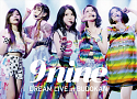 9nine LIVE DVD & Blu-ray 『9nine DREAM LIVE in BUDOKAN』DVD初回仕様限定盤ジャケ写