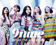 9nine LIVE DVD & Blu-ray 『9nine DREAM LIVE in BUDOKAN』Blu-ray初回仕様限定盤ジャケ写