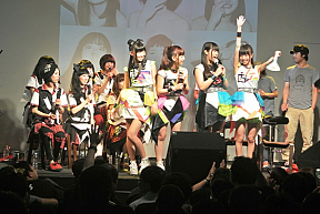 Cheeky Parade and BiS