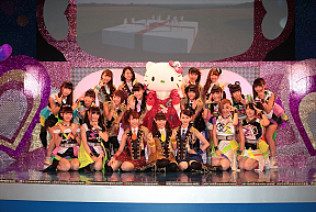 SUPER☆GiRLS&Cheeky Parade