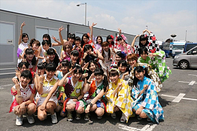 SUPER☆GiRLS・Cheeky Parade・GEM