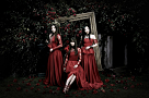 "Kalafina Best Album「THE BEST ""Red"" / ""Blue""」メインビジュアル"