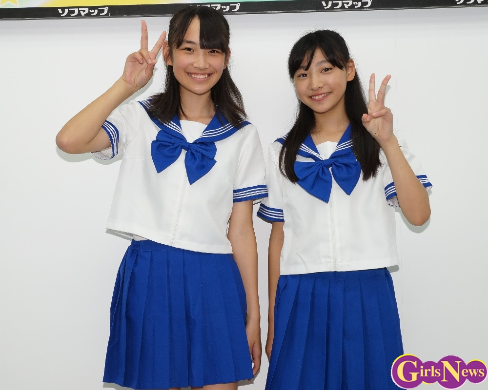 早坂美咲 Chuboh 朝比奈恋(左)・早坂美咲