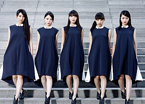 Dorothy Little Happy Single「ASIAN STONE」アー写