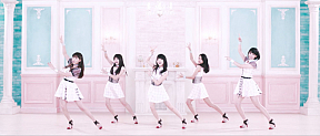9nine新曲「With You/With Me」Dance Shot ver.MVより