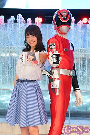 伊藤美来とデカレッド
