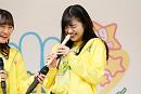 特技披露のステージでは田中優香が「鼻リコーダー」を披露するも、失敗。