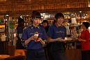 橘二葉、飯田桜子