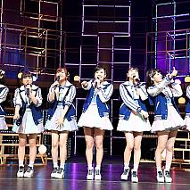 「HKT48 春の関東ツアー2017 ~本気のアイドルを見せてやる~」ファイナル公演(c)AKS